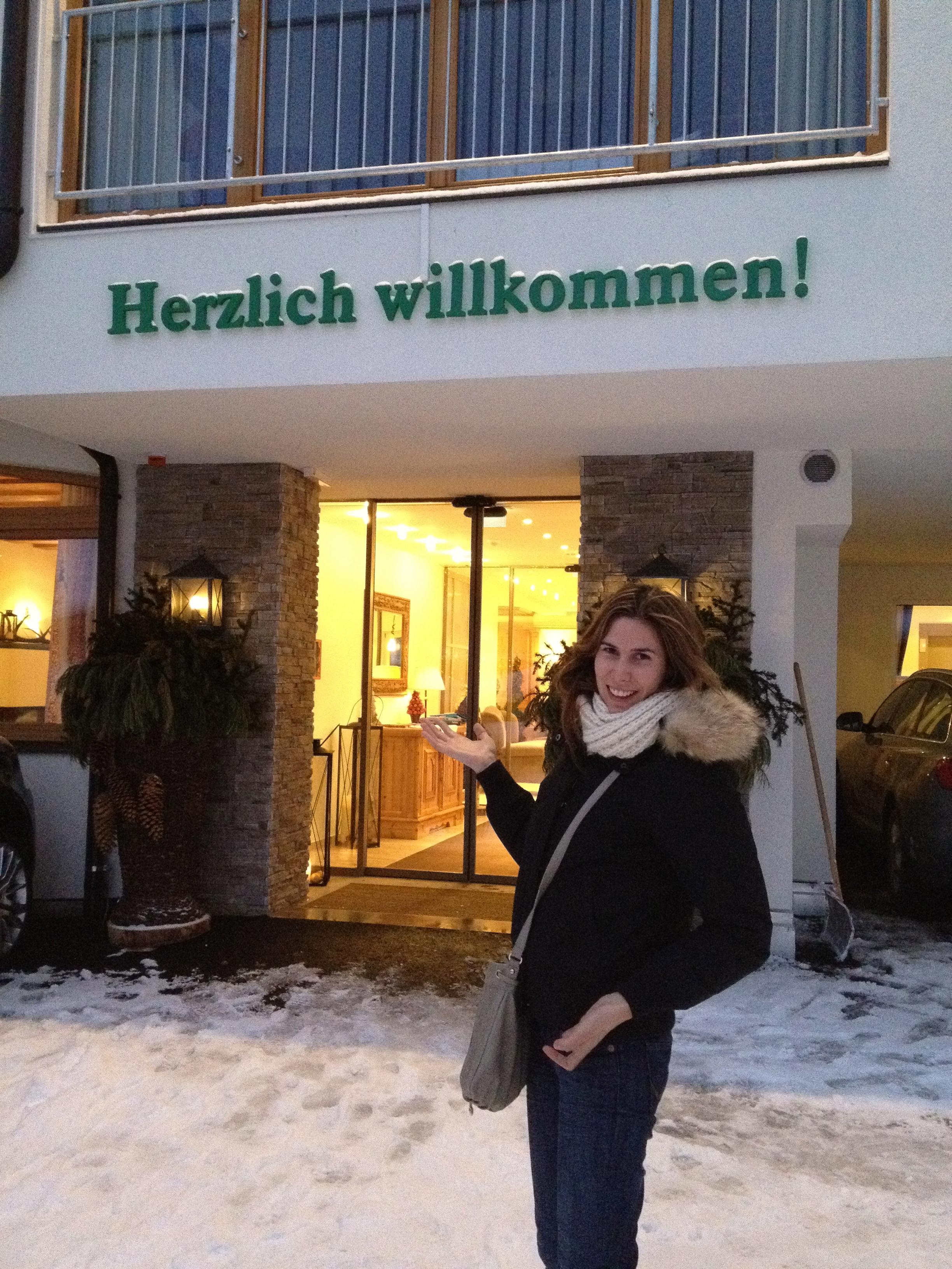 Single reizen kirchberg